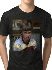 sam weir face Tri-blend T-Shirt