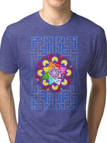 Pac-Mandala Tri-blend T-Shirt