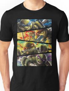 TMNT - Turtle Power Unisex T-Shirt
