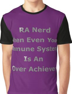 RA Nerd Graphic T-Shirt