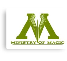 Ministry of Magic - Harry Potter Canvas Print