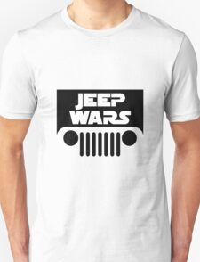 Jeep Wars Unisex T-Shirt