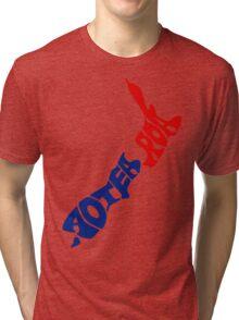 Aotearoa T-Shirt, New Zealand Tri-blend T-Shirt