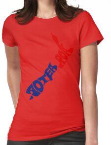 Aotearoa T-Shirt, New Zealand Womens Fitted T-Shirt
