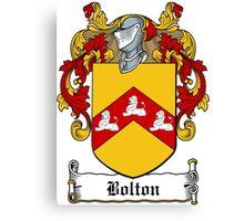 Bolton Canvas Print