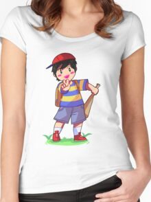 ✮FUZZY PICKLES!✮ Women's Fitted Scoop T-Shirt