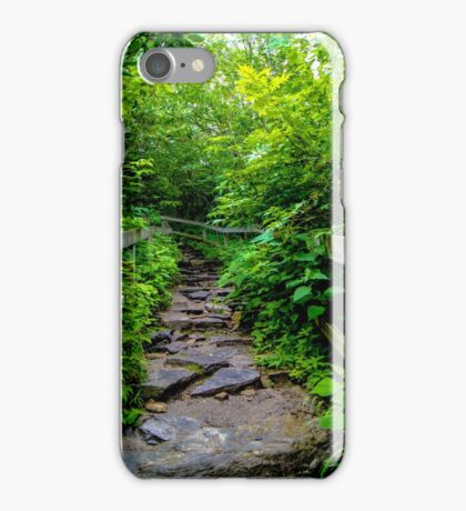 A Walk with God iPhone Case/Skin