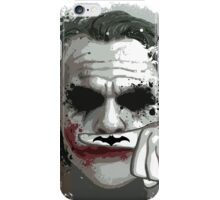 The Joke ! iPhone Case/Skin