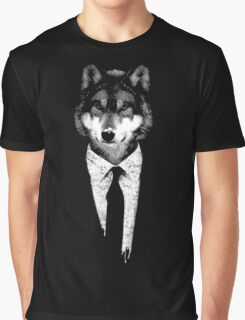 mr wolf Graphic T-Shirt