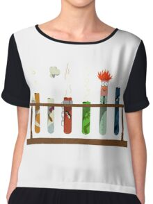 Muppet Science Chiffon Top