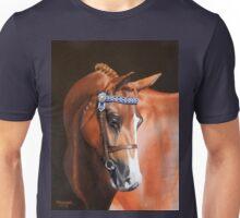 "CPE Quanita   ""Lola"" Hanoverian Mare Unisex T-Shirt"