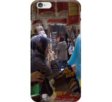 The Popcorn Eaters iPhone Case/Skin