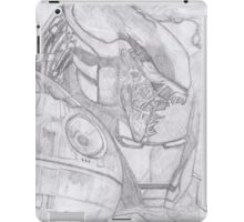 Syfy Sticker iPad Case/Skin