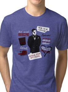 Mr. March Tri-blend T-Shirt
