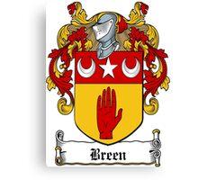 Breen (Kerry)  Canvas Print