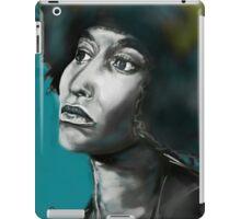 Angela Davis iPad Case/Skin