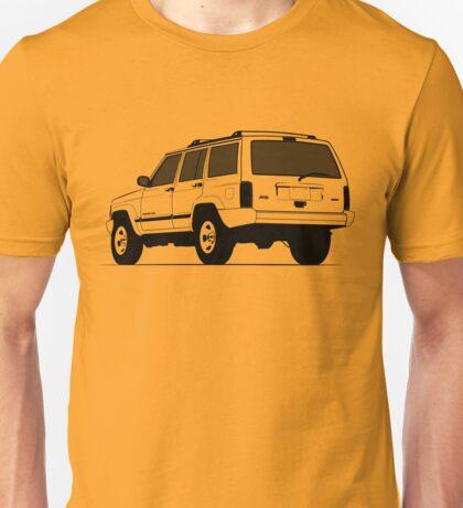Jeep Cherokee XJ Sport Unisex T-Shirt