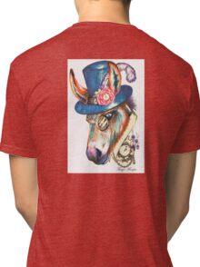 Mr Don Claire Tri-blend T-Shirt
