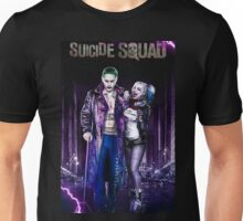 HARLEY Quinn & The Joker  Unisex T-Shirt