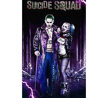 HARLEY Quinn & The Joker  Photographic Print