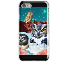 Kindly Owl Gods of the Red Mesa iPhone Case/Skin