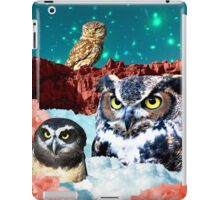 Kindly Owl Gods of the Red Mesa iPad Case/Skin