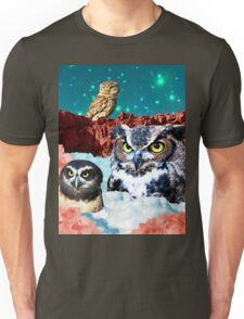 Kindly Owl Gods of the Red Mesa Unisex T-Shirt