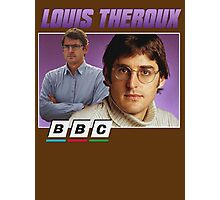 Louis Theroux 90s Tee Photographic Print