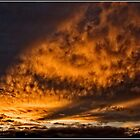 Sunset before a Storm - 3 by Wolf Sverak
