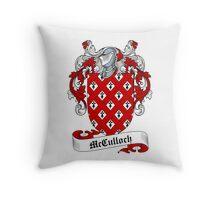 MuCulloch Throw Pillow