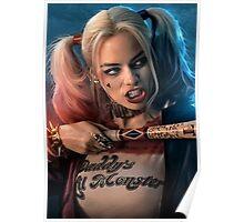 Harley Quinn  Poster