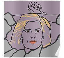 Susan Sontag Poster