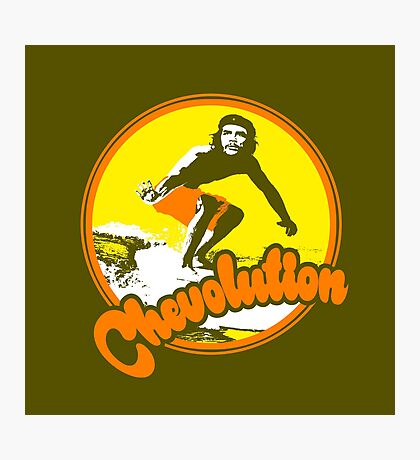 Surfer Che Chevolution Photographic Print