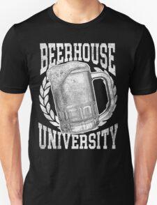 BEERHOUSE UNIVERSITY Unisex T-Shirt