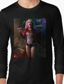 Harley Quinn  Long Sleeve T-Shirt