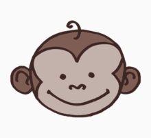 Monkey One Piece - Short Sleeve