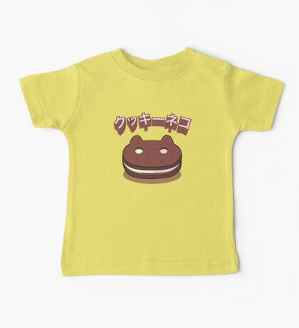 Steven Universe - Cookie Cat (Japanese) Baby Tee