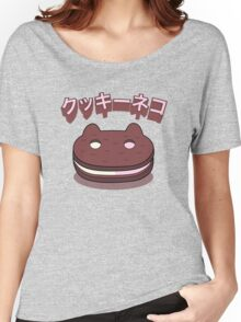 Steven Universe - Cookie Cat (Japanese) Women's Relaxed Fit T-Shirt