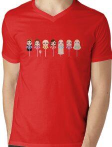 RHOBH Mens V-Neck T-Shirt