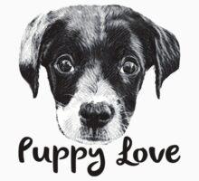 Puppy Love - Mister Eli One Piece - Short Sleeve