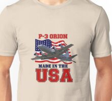 P-3 Orion Made in the USA Unisex T-Shirt