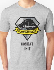DD COMBAT Unisex T-Shirt