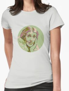 Virginia Woolf Womens Fitted T-Shirt