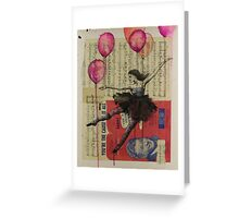 You're The Cause of it All Greeting Card