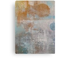 Abstract relaxation painting Canvas Print