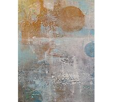 Abstract relaxation painting Photographic Print