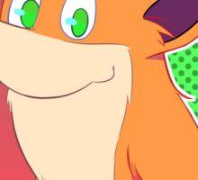Crash Bandicoot! Sticker