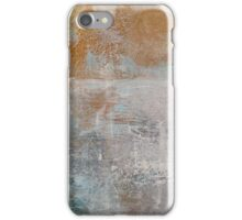 Abstract relaxation painting iPhone Case/Skin