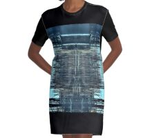 Steel Memories 02 Graphic T-Shirt Dress