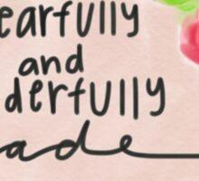 Psalm 139:14 Sticker